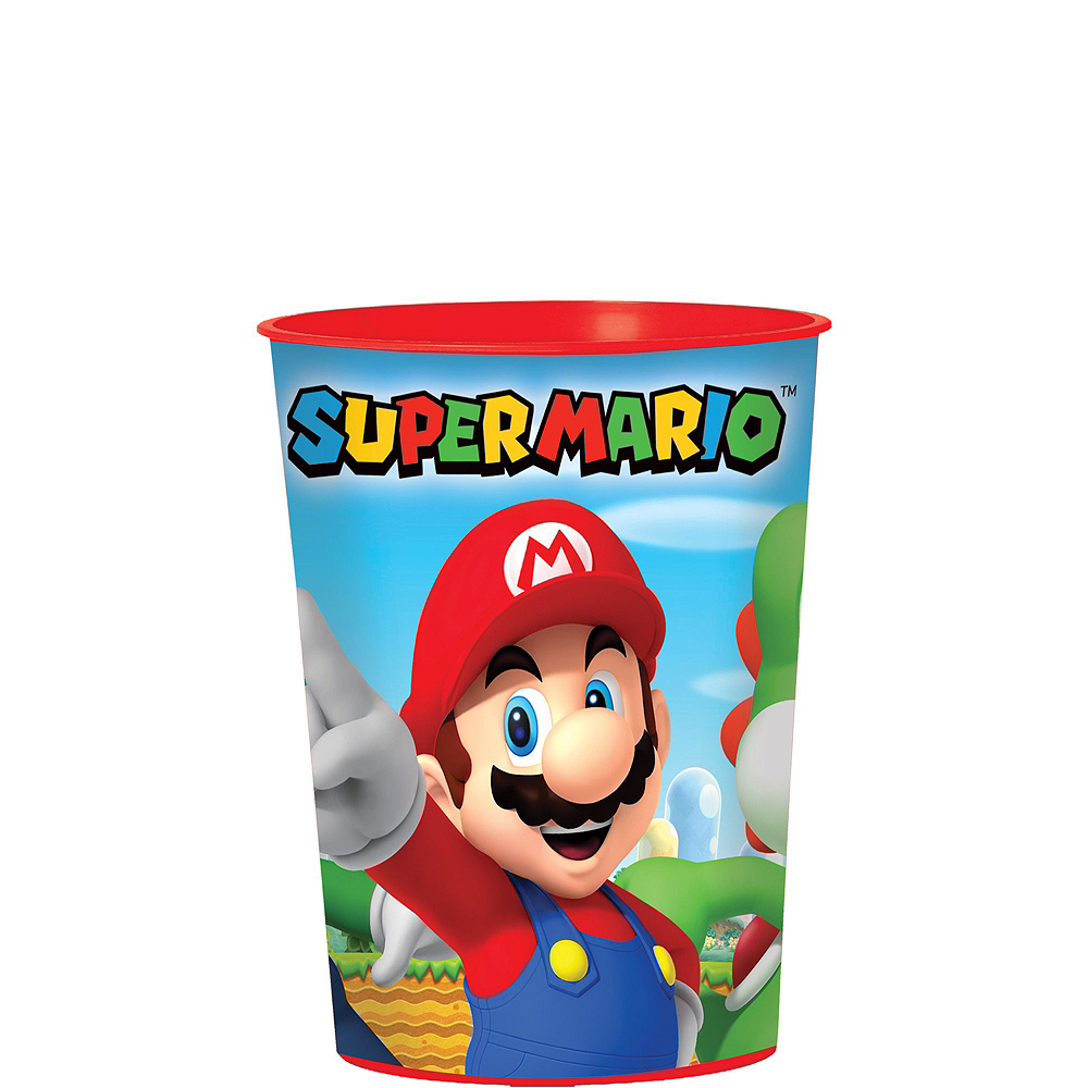 Super Mario Super Favor Kit for 8 Guests Image #2