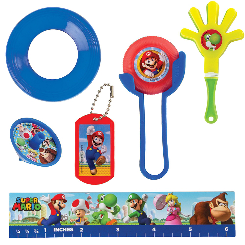 Super Mario Super Favor Kit for 8 Guests Image #8
