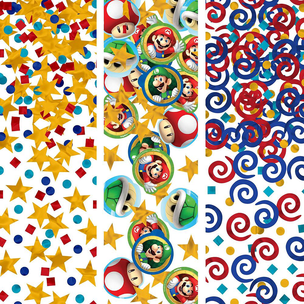 Super Mario Invitation Kit Image #3