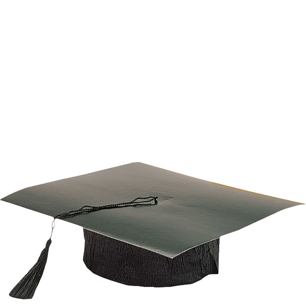 Black, Gold & Silver Graduation Photobooth Kit Image #2