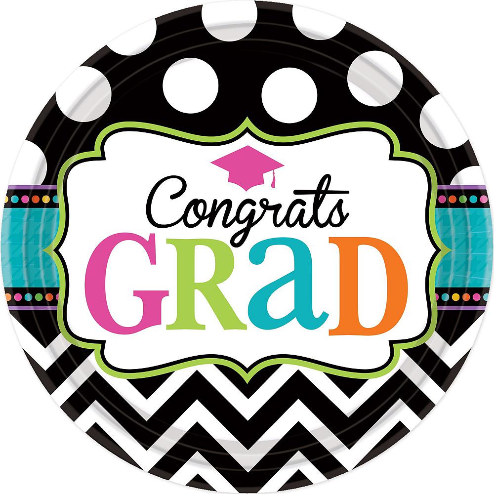 Dream Big Graduation Grand Tableware Kit Image #3