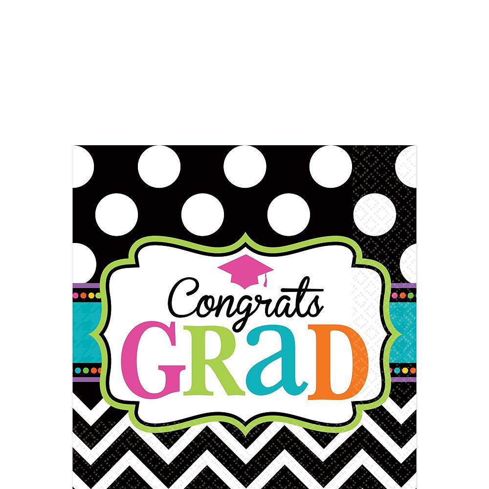 Dream Big Graduation Grand Tableware Kit Image #4