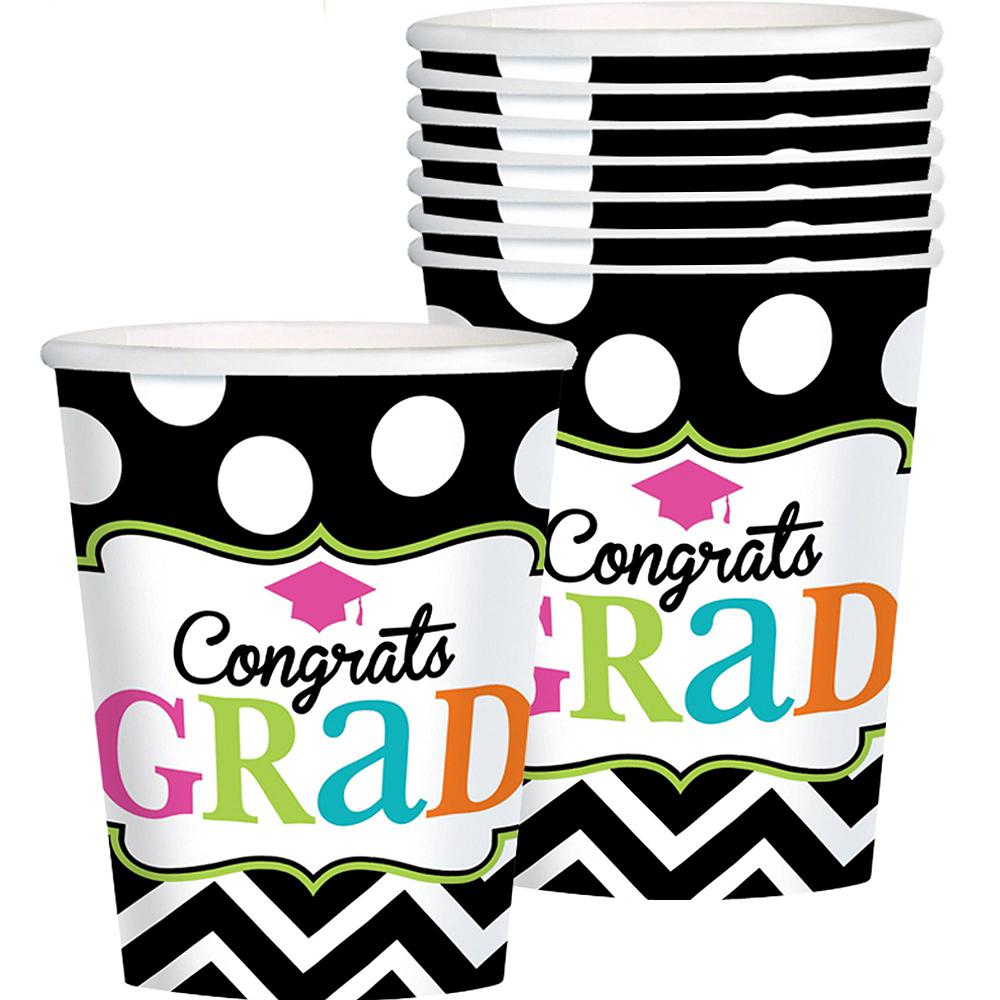 Dream Big Graduation Grand Tableware Kit Image #9