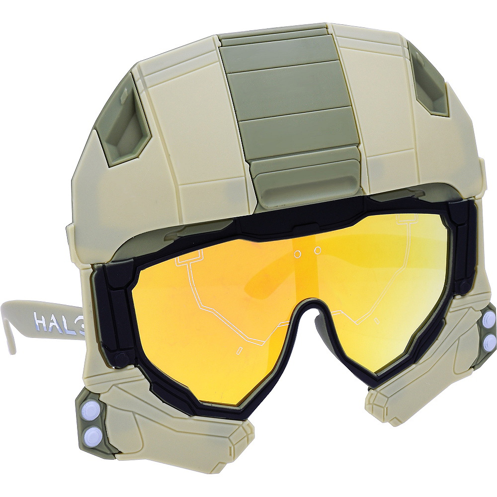 Master Chief Sunglasses - Halo Image #2