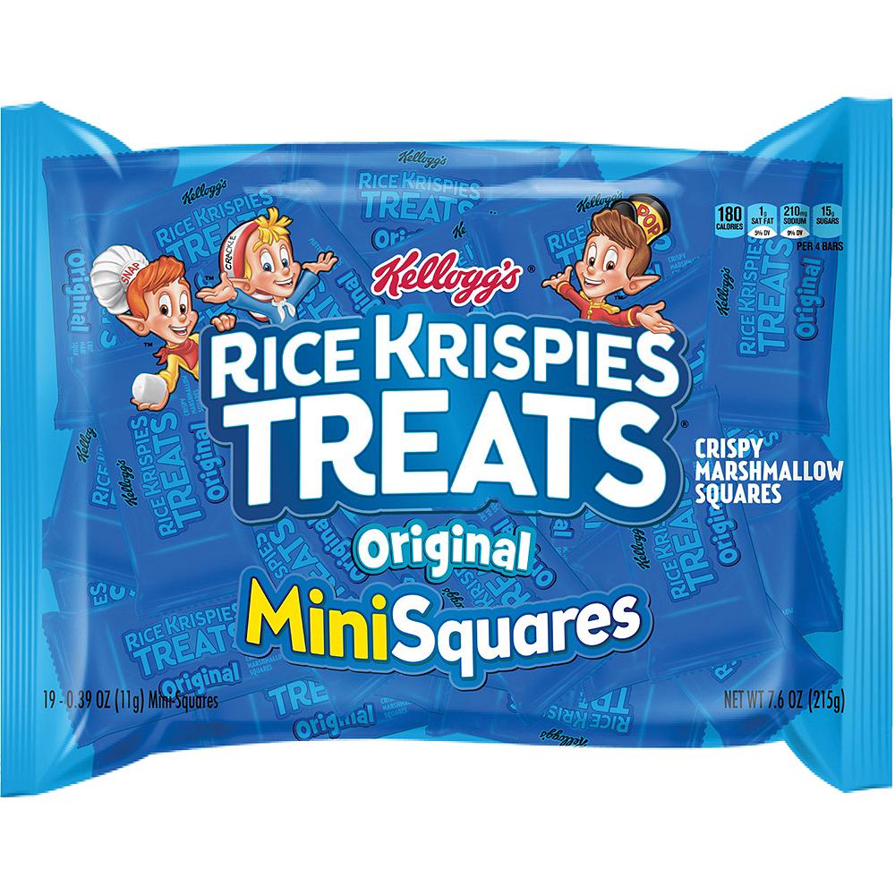 Rice Krispies Treats Mini Squares 20ct Image #1