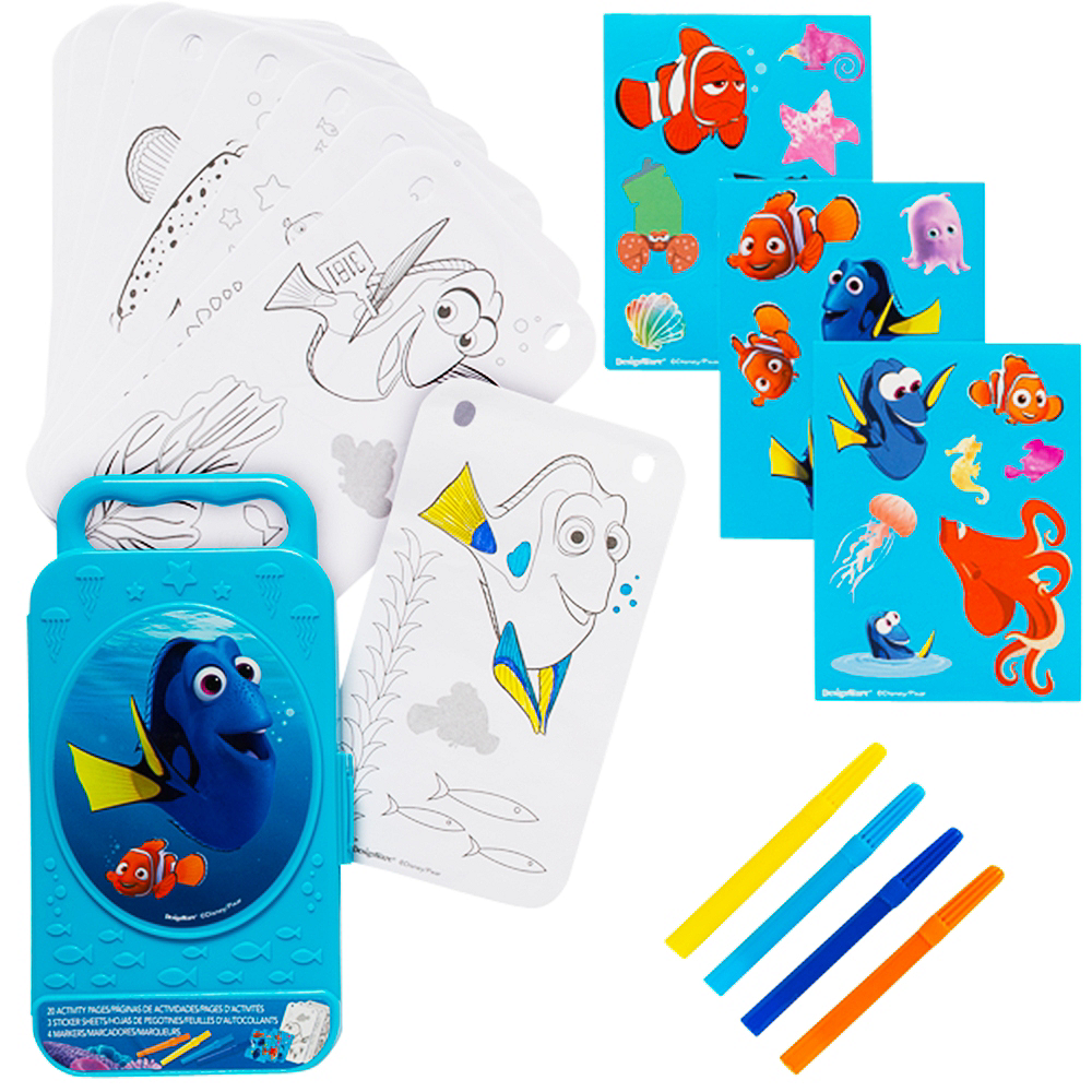 Finding Dory Sticker Activity Box Image #1