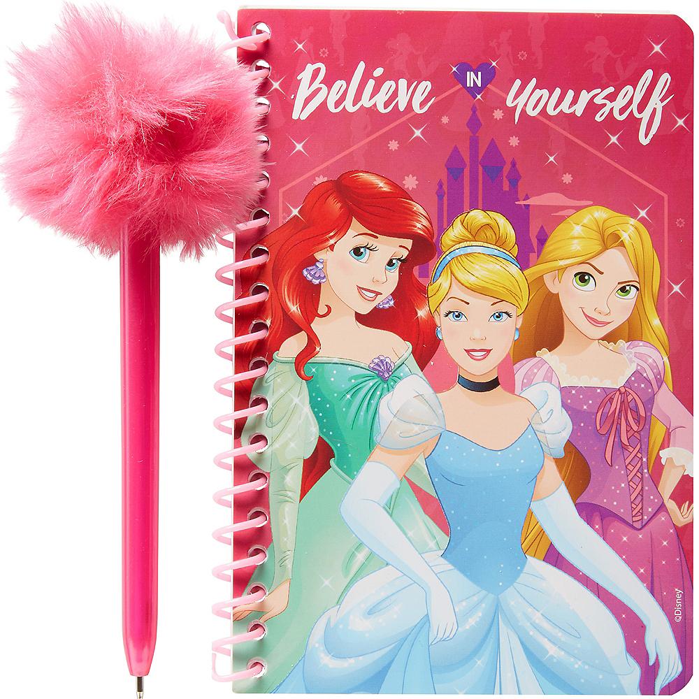 Disney Princess Notebook with Marabou Pen Image #1
