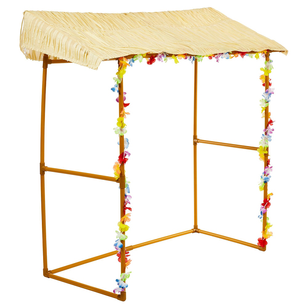 Full Tiki Party Decorating Kit Image #7