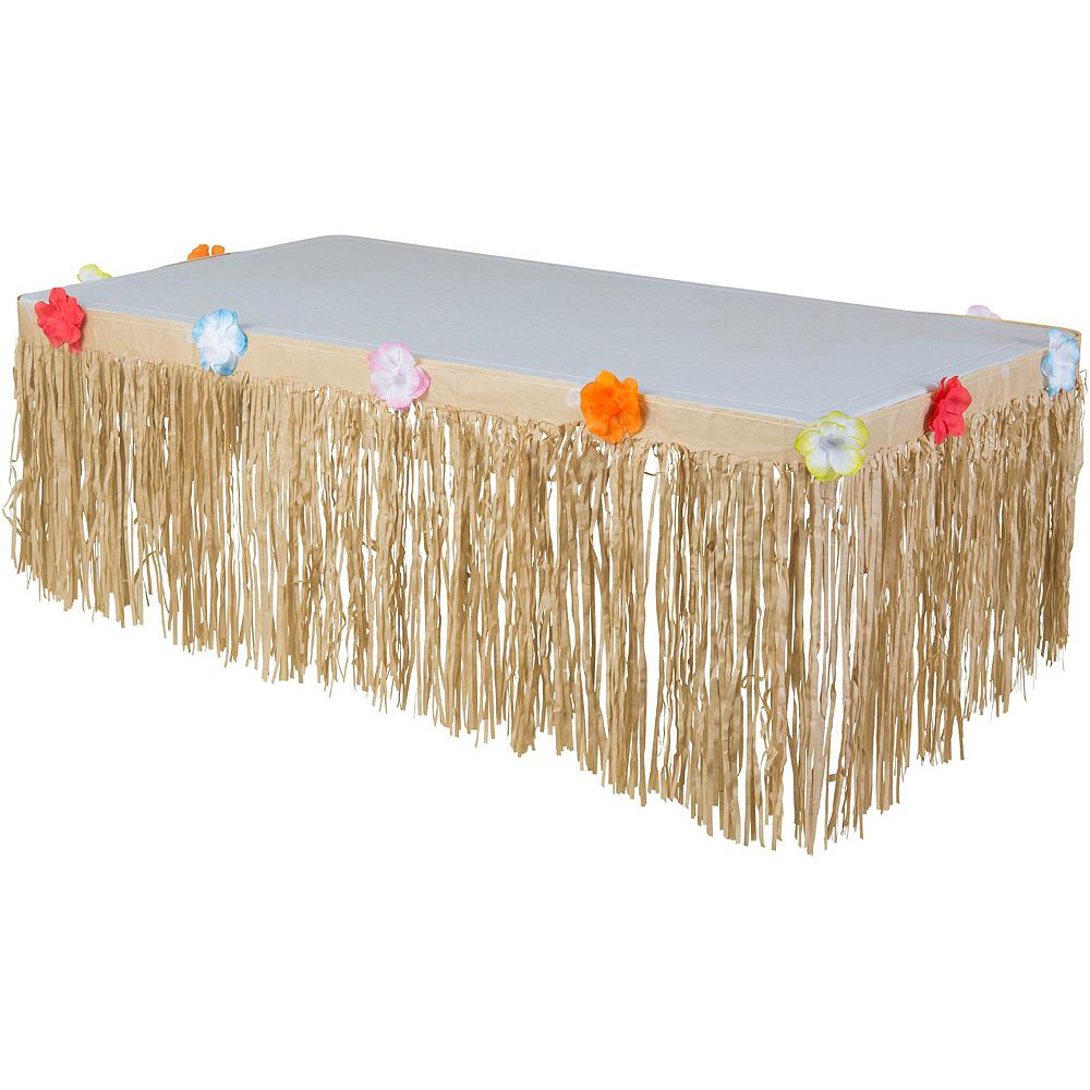 Full Tiki Party Decorating Kit Image #8