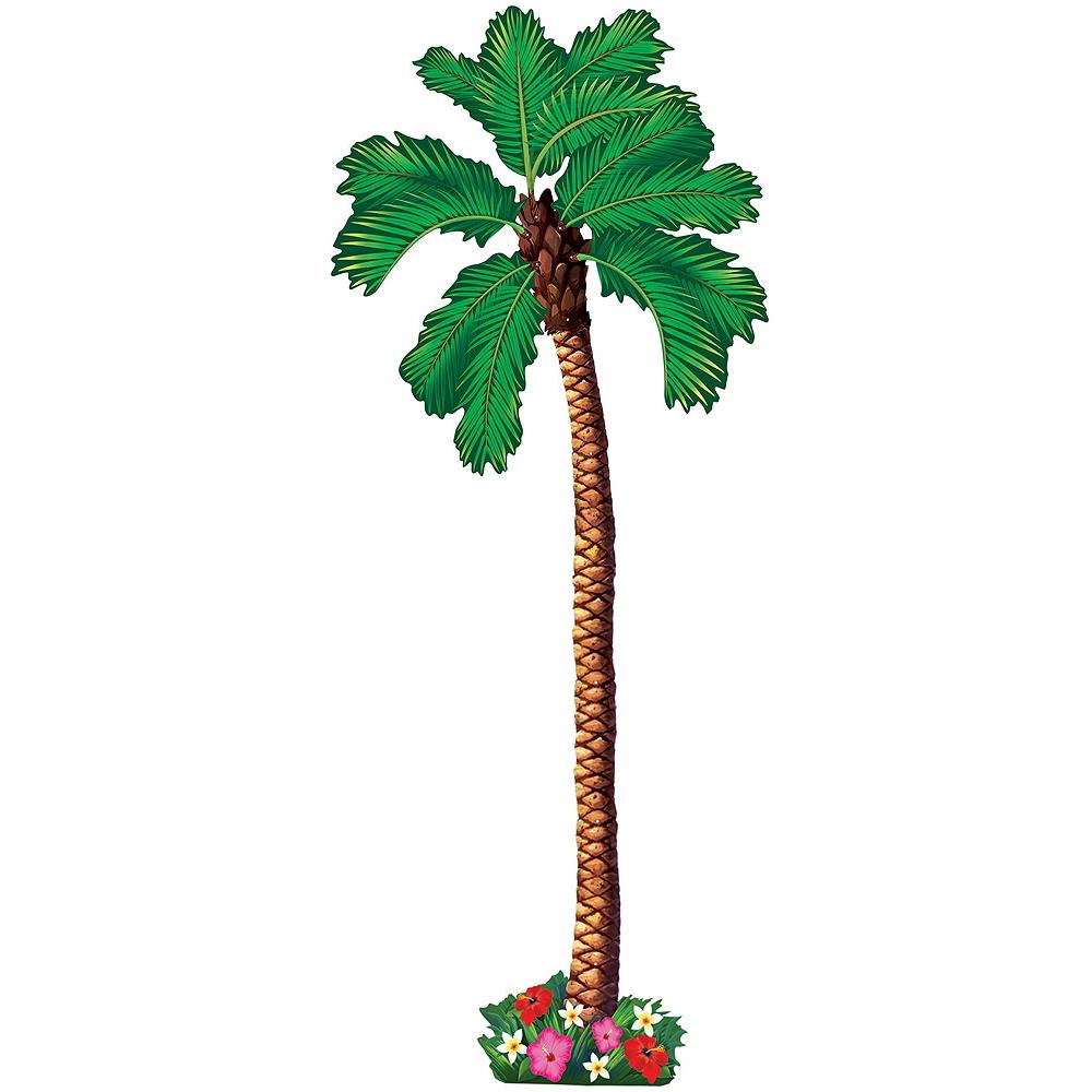 Full Tiki Party Decorating Kit Image #9