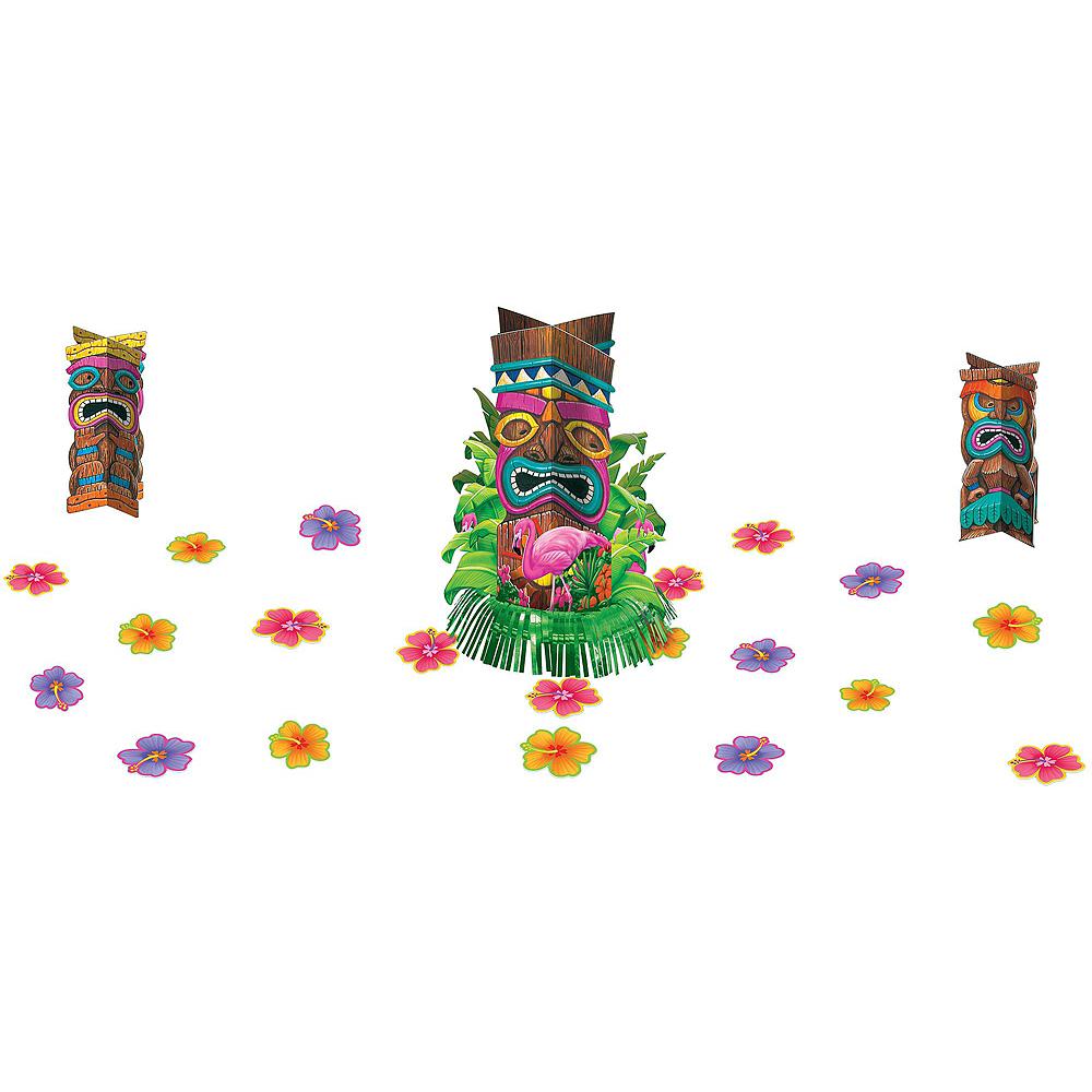 Full Tiki Party Decorating Kit Image #11