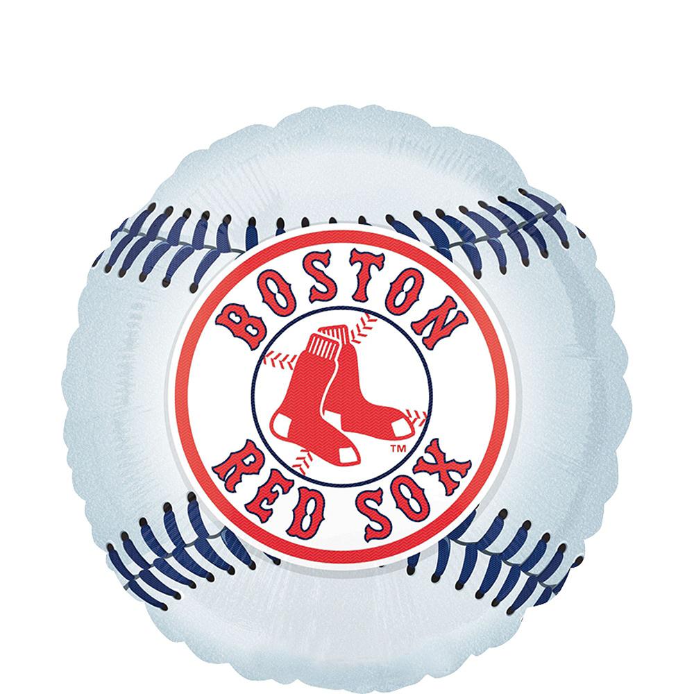 Boston Red Sox Balloon Kit Image #2