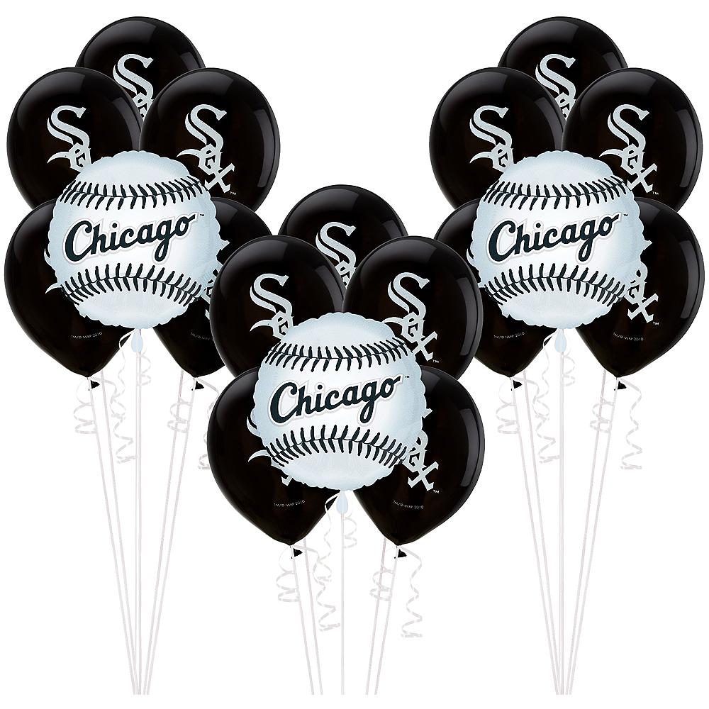 Chicago White Sox Balloon Kit Image #1