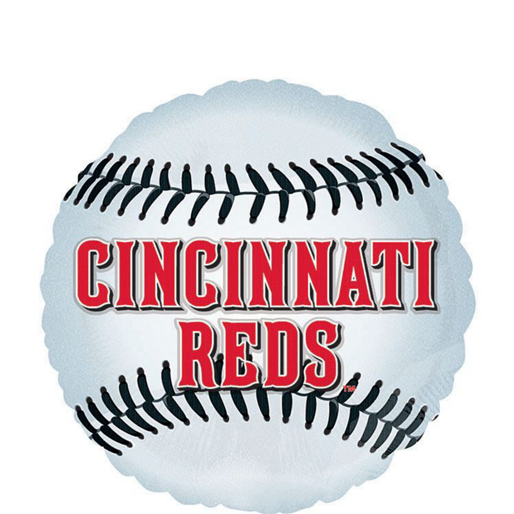 Cincinnati Reds Balloon Kit Image #2