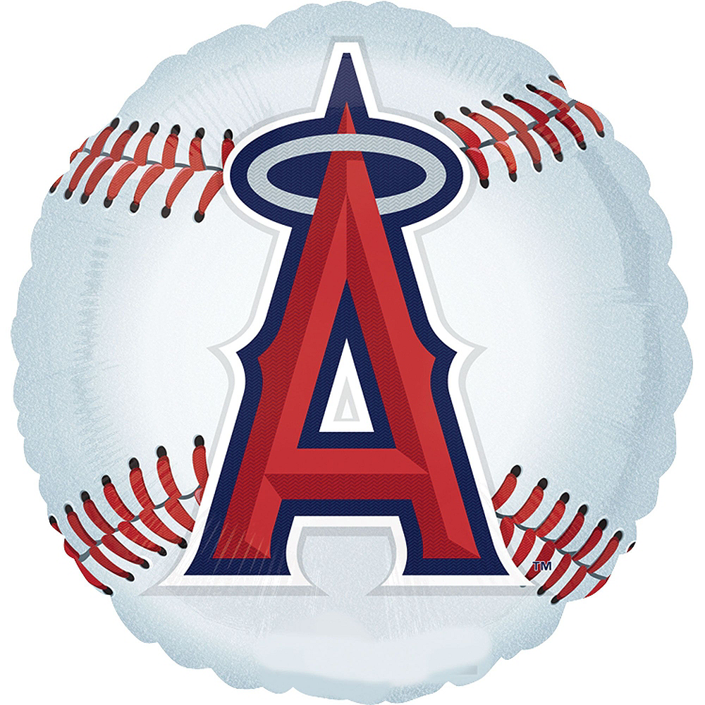 Nav Item for Los Angeles Angels Balloon Kit Image #2