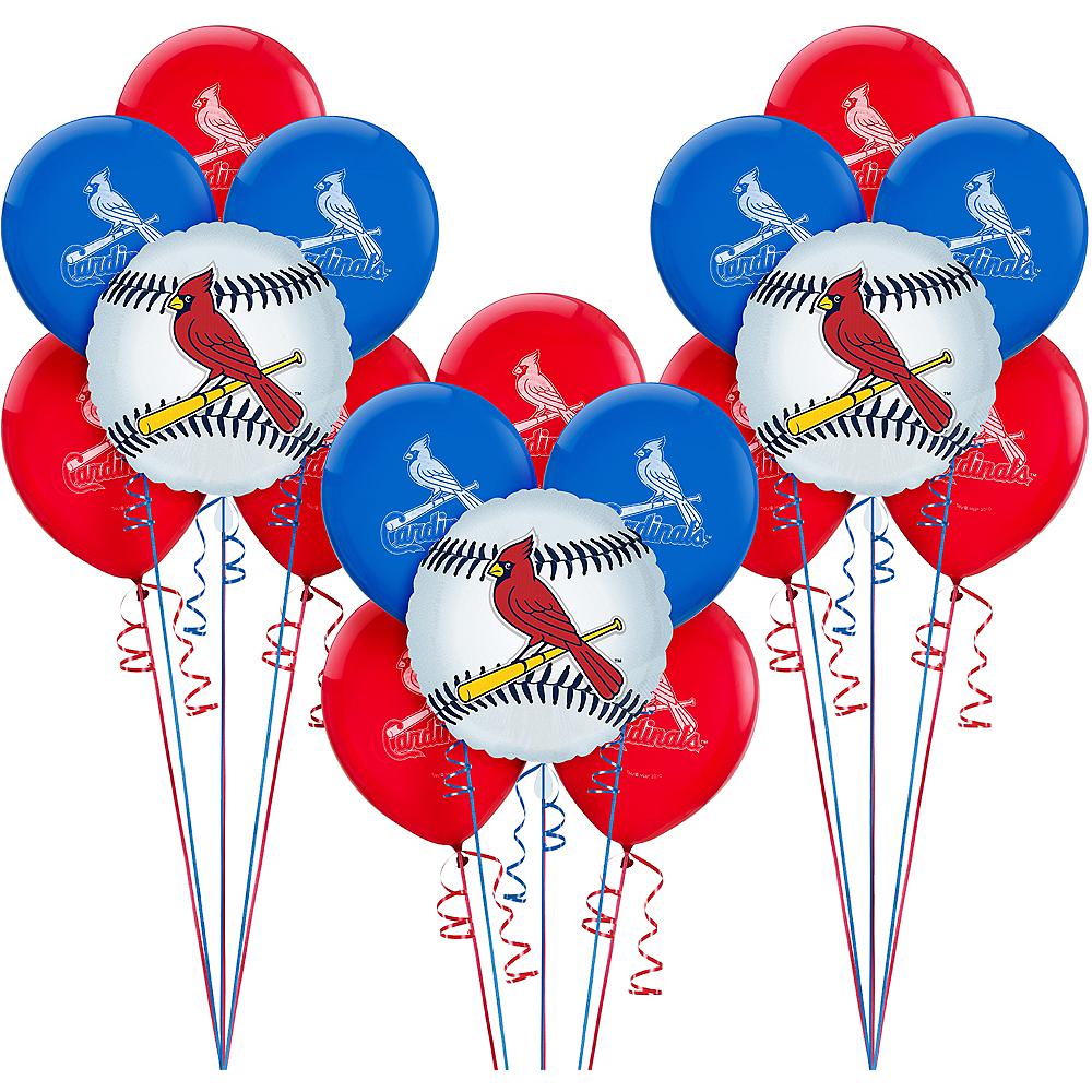 St Louis Cardinals Balloon Kit Image #1