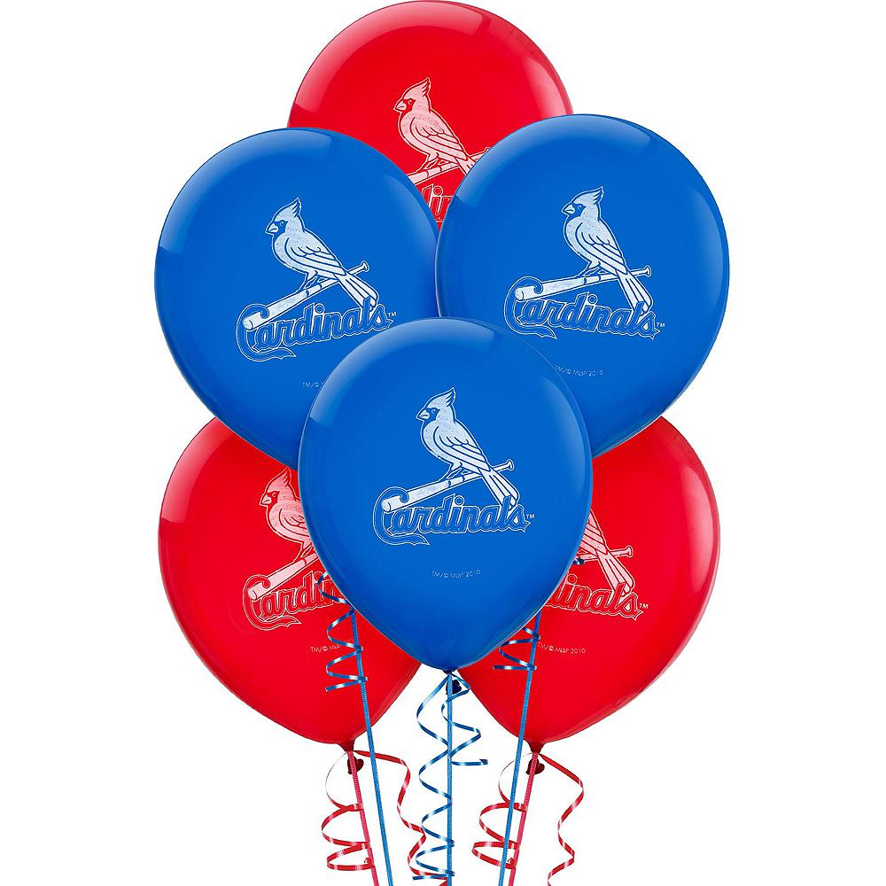 St Louis Cardinals Balloon Kit Image #3