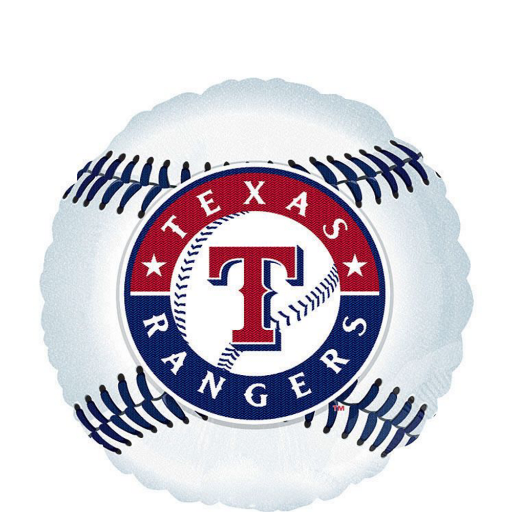 Texas Rangers Balloon Kit Image #2