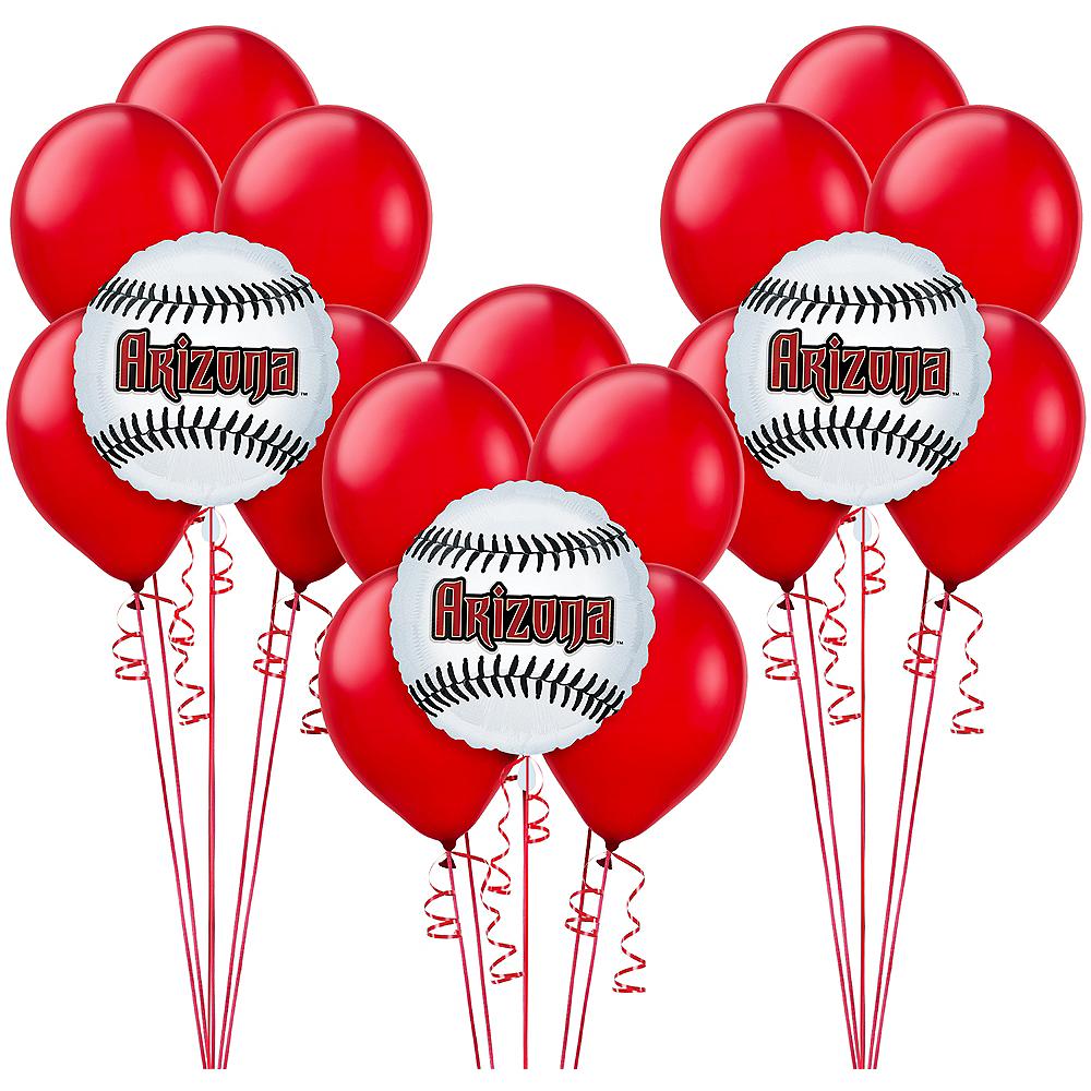 Arizona Diamondbacks Balloon Kit Image #1