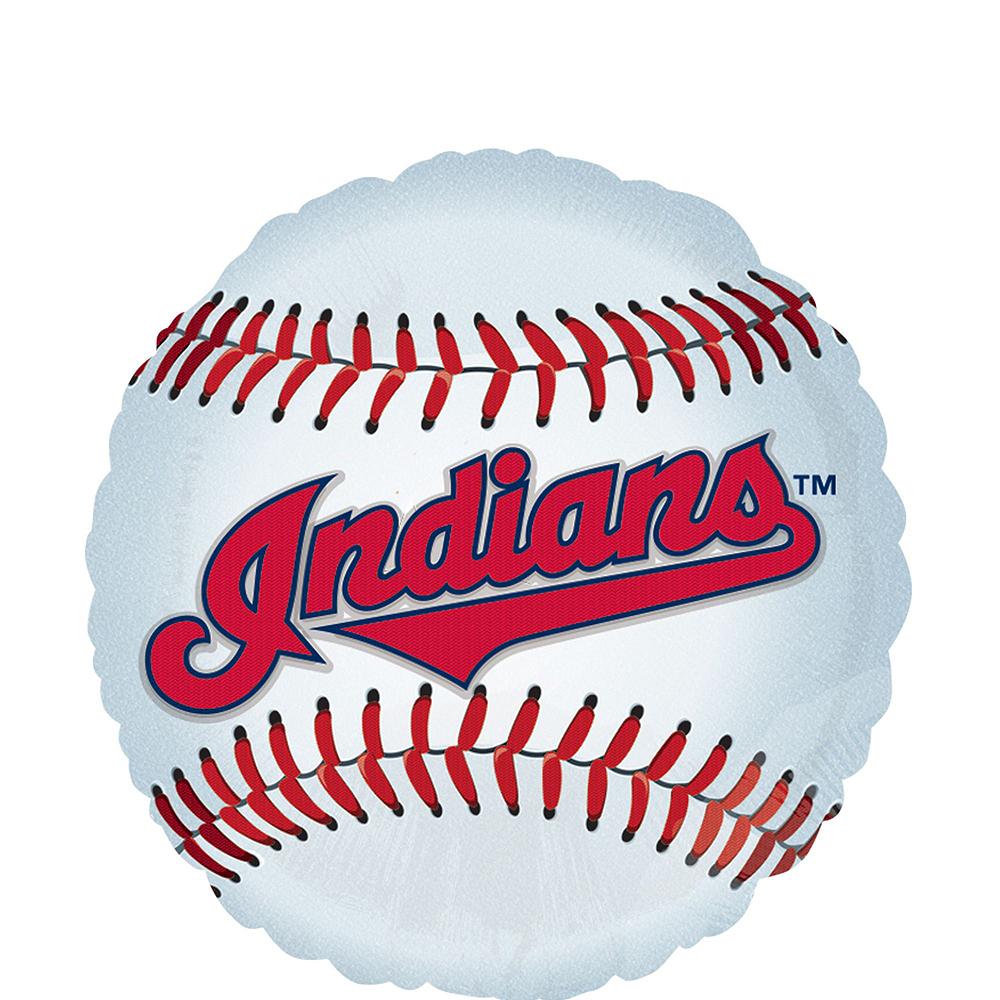 Cleveland Indians Balloon Kit Image #2