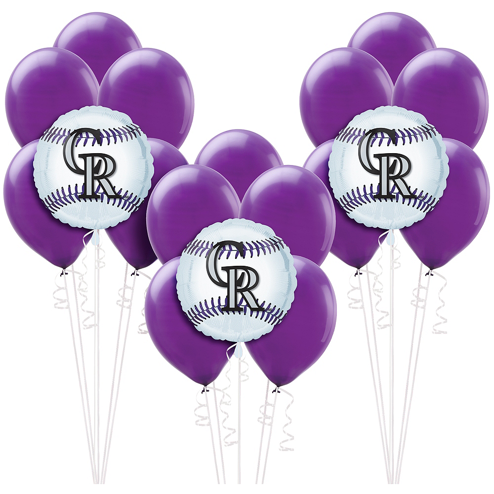 Colorado Rockies Balloon Kit Image #1