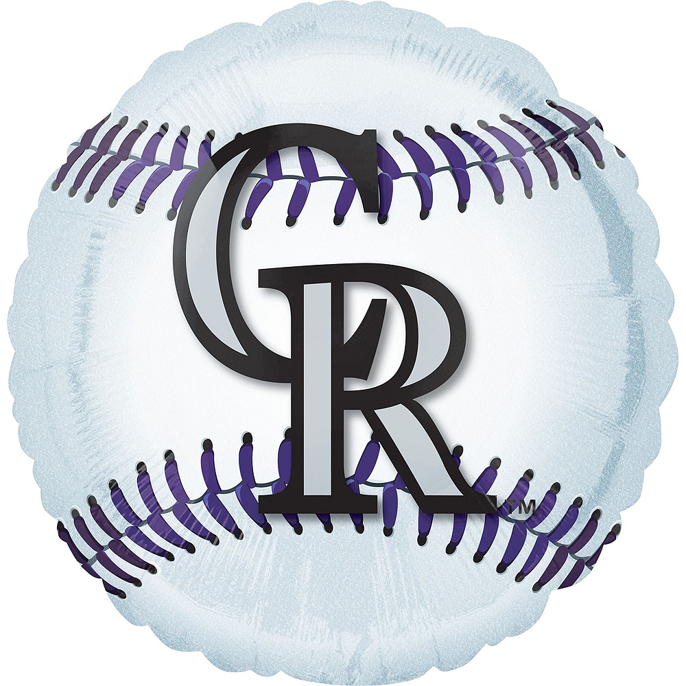 Colorado Rockies Balloon Kit Image #3