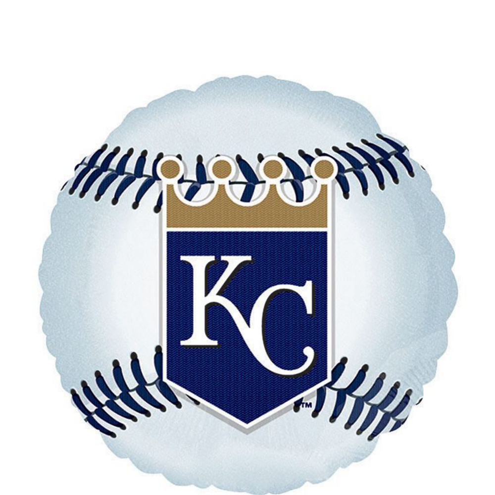 Kansas City Royals Balloon Kit Image #2