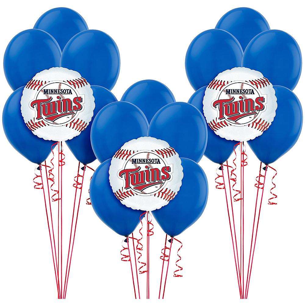 Minnesota Twins Balloon Kit Image #1