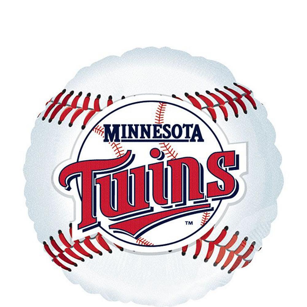 Minnesota Twins Balloon Kit Image #3