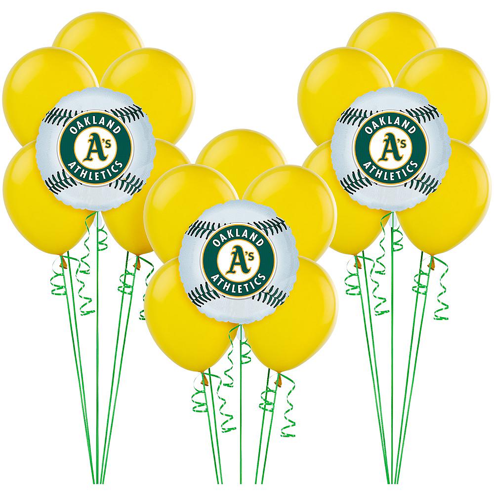 Oakland Athletics Balloon Kit Image #1