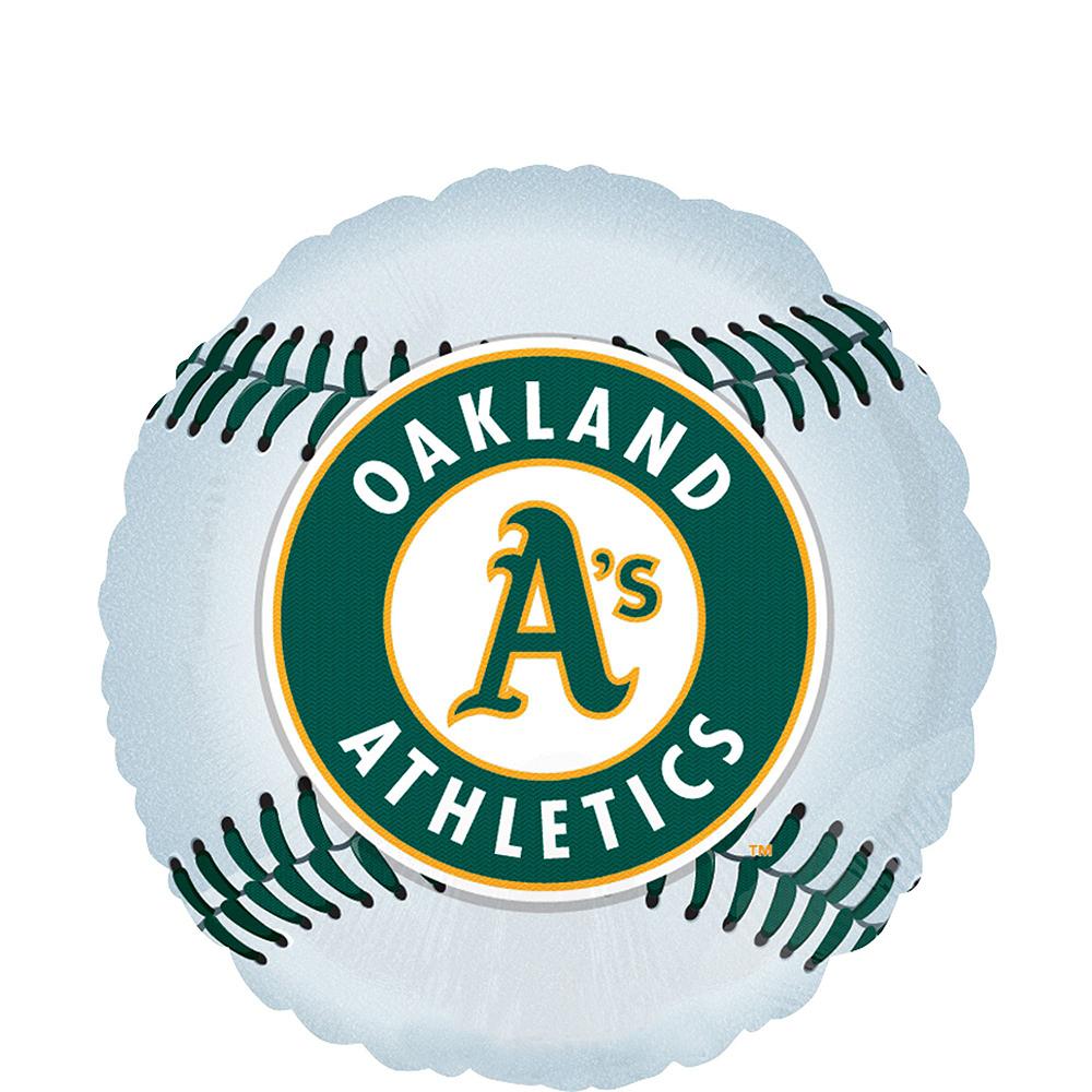 Oakland Athletics Balloon Kit Image #2