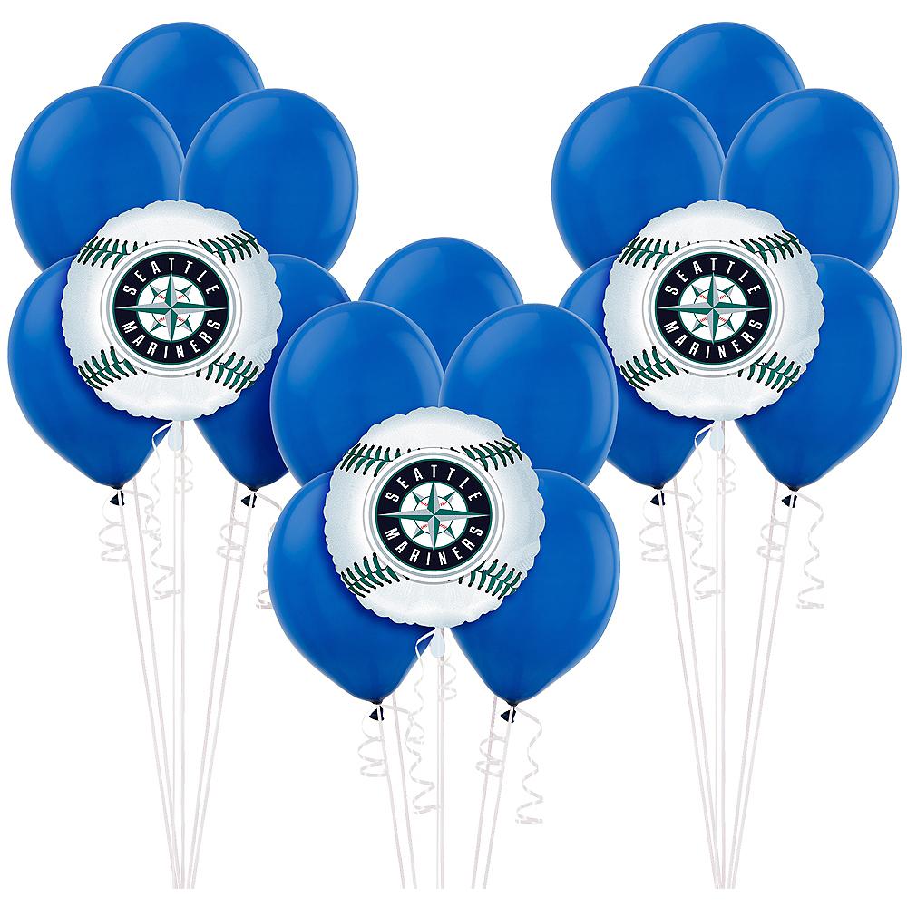 Seattle Mariners Balloon Kit Image #1