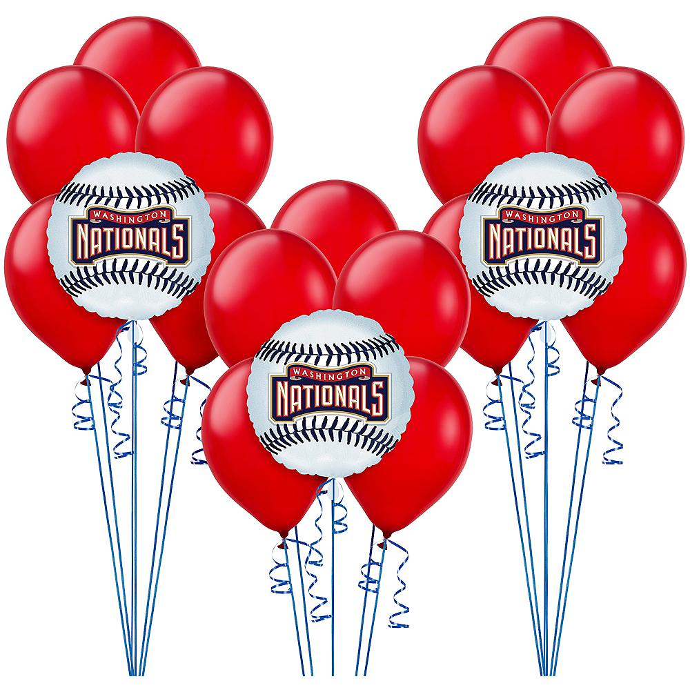 Washington Nationals Balloon Kit Image #1
