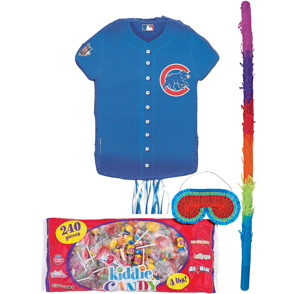 Chicago Cubs Pinata Kit Image #1