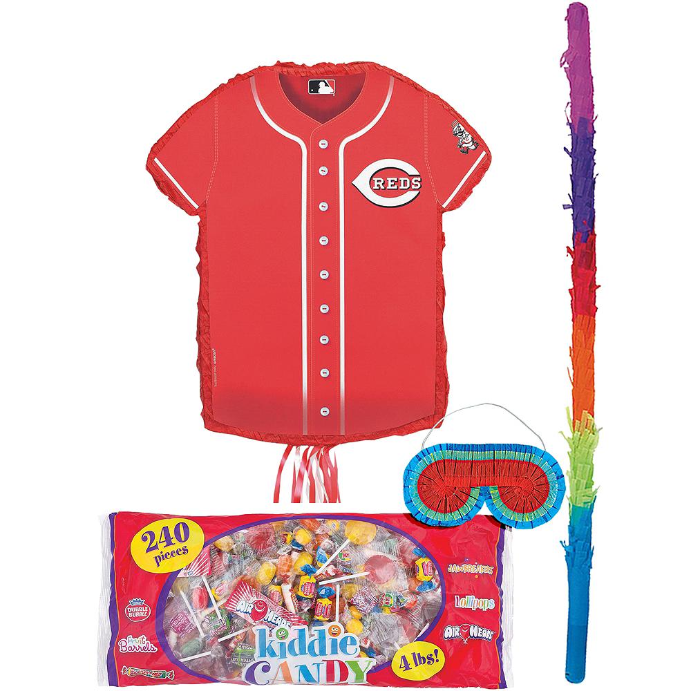 Cincinnati Reds Pinata Kit Image #1
