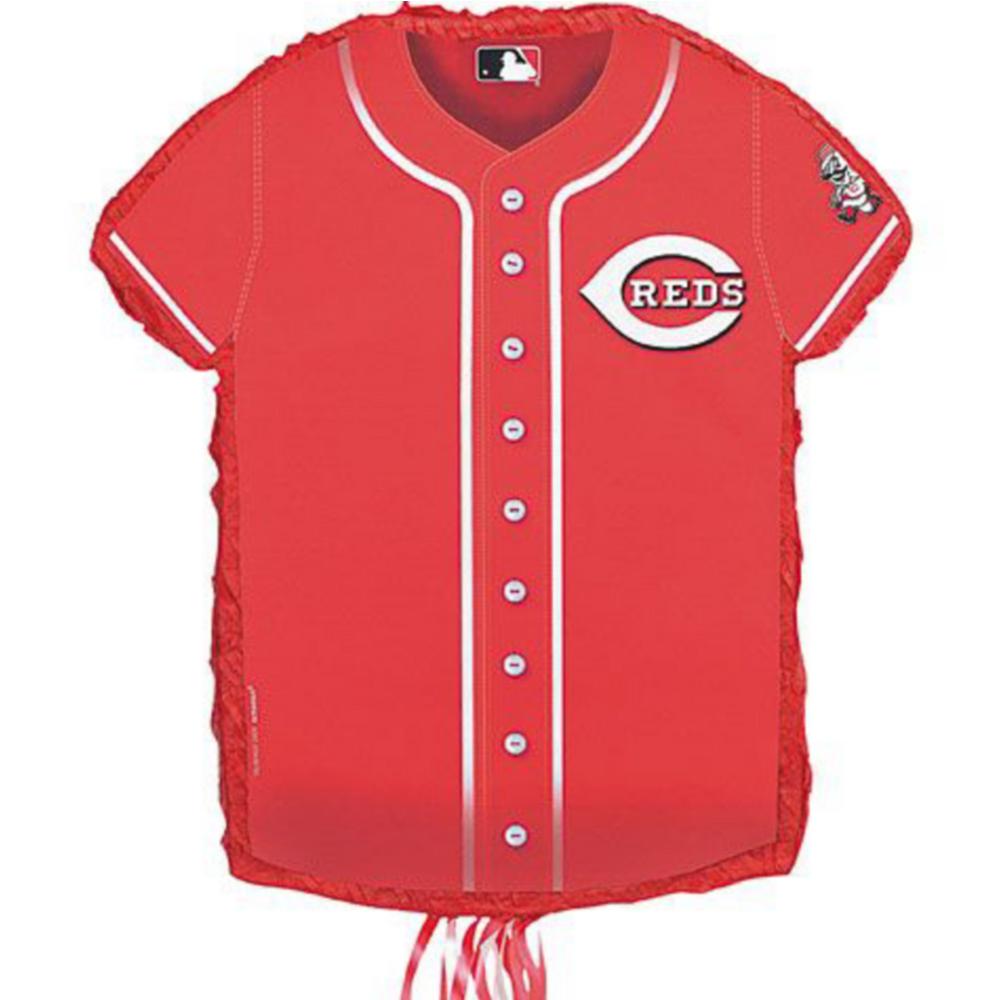 Cincinnati Reds Pinata Kit Image #4