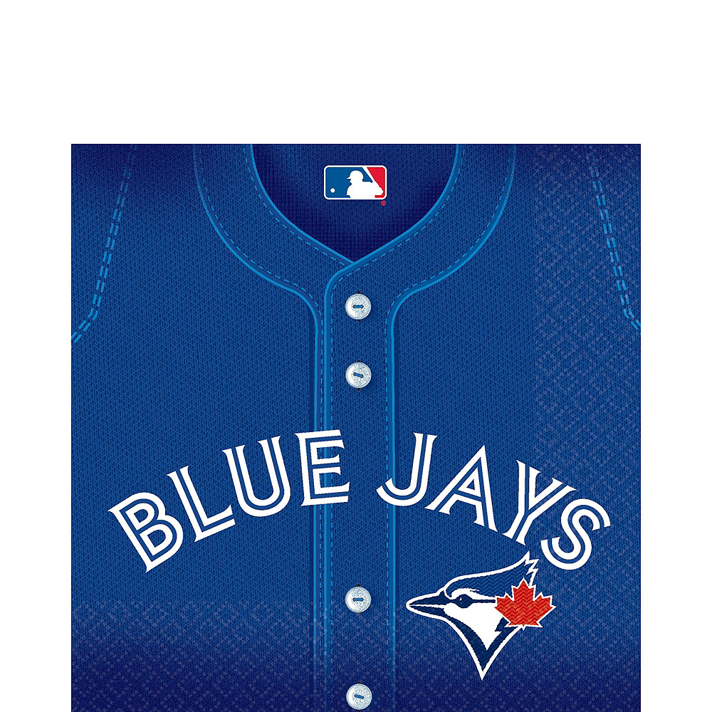 Toronto Blue Jays Party Kit for 16 Guests Image #3
