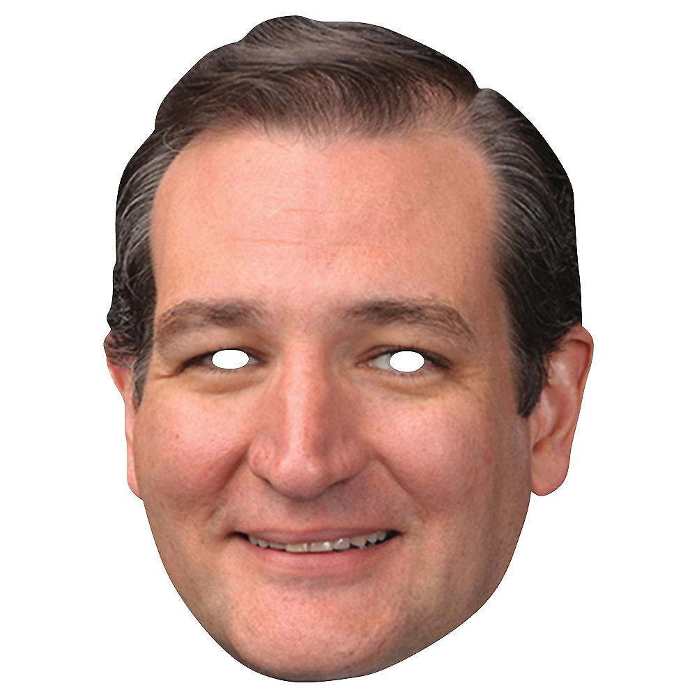 Ted Cruz Mask Image #1