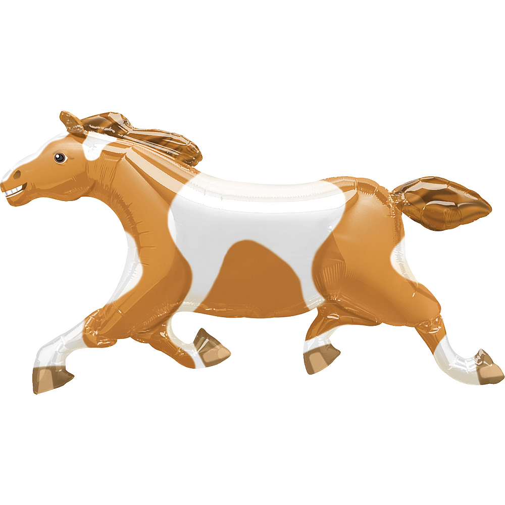 Painted Pony Balloon, 26in Image #1