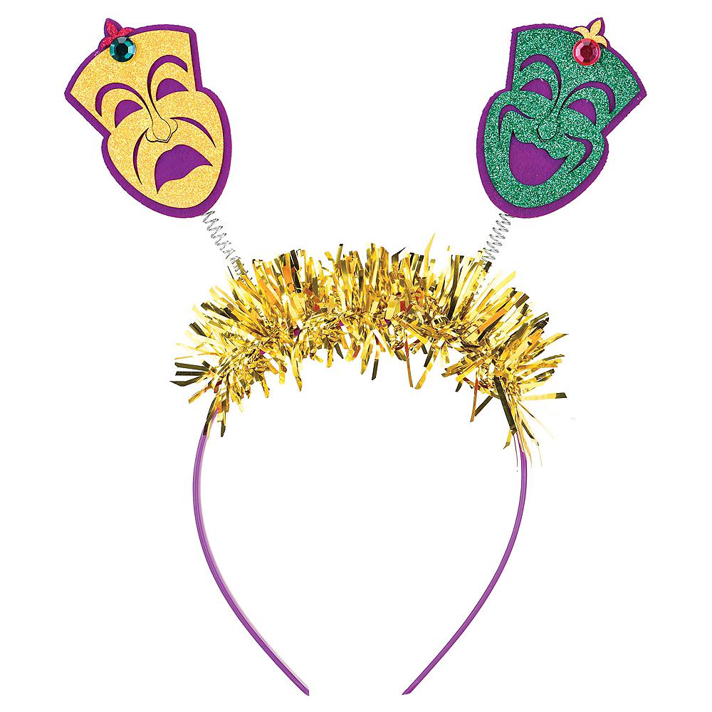Mardi Gras Head Bopper Image #1