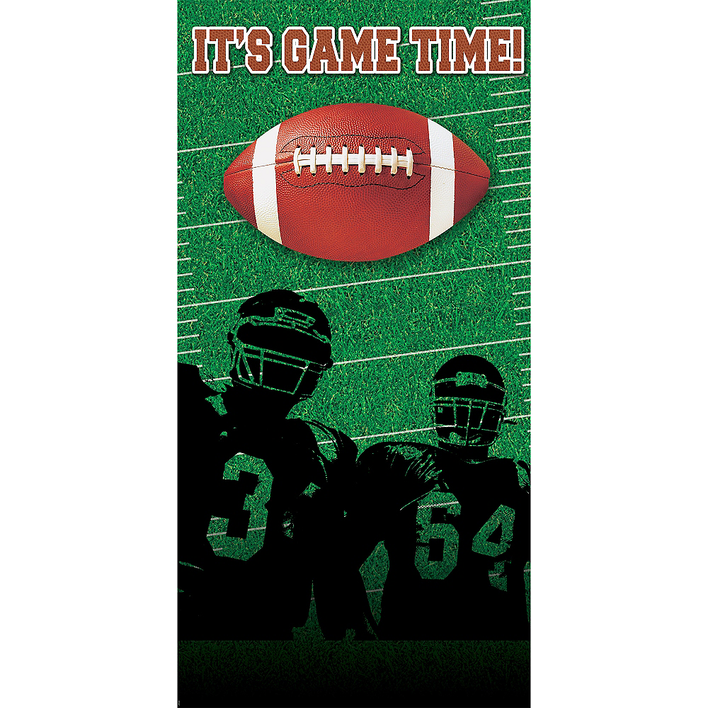 Football Photo Booth Kit 14pc Image #3