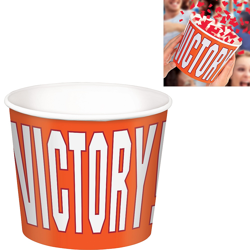 Nav Item for Victory Shower Paper Confetti Bucket Image #1
