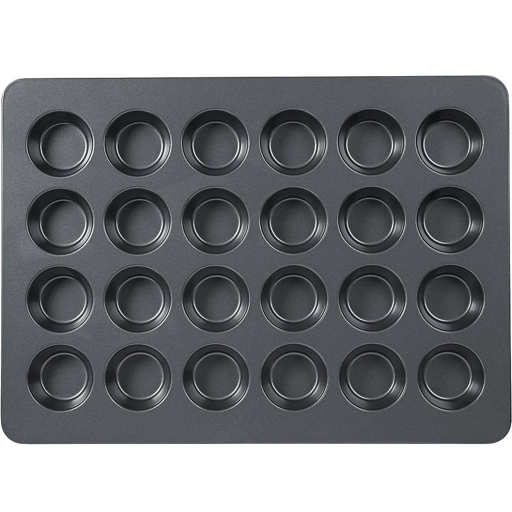 Wilton 24 Cup Large Non-Stick Muffin Pan Image #1