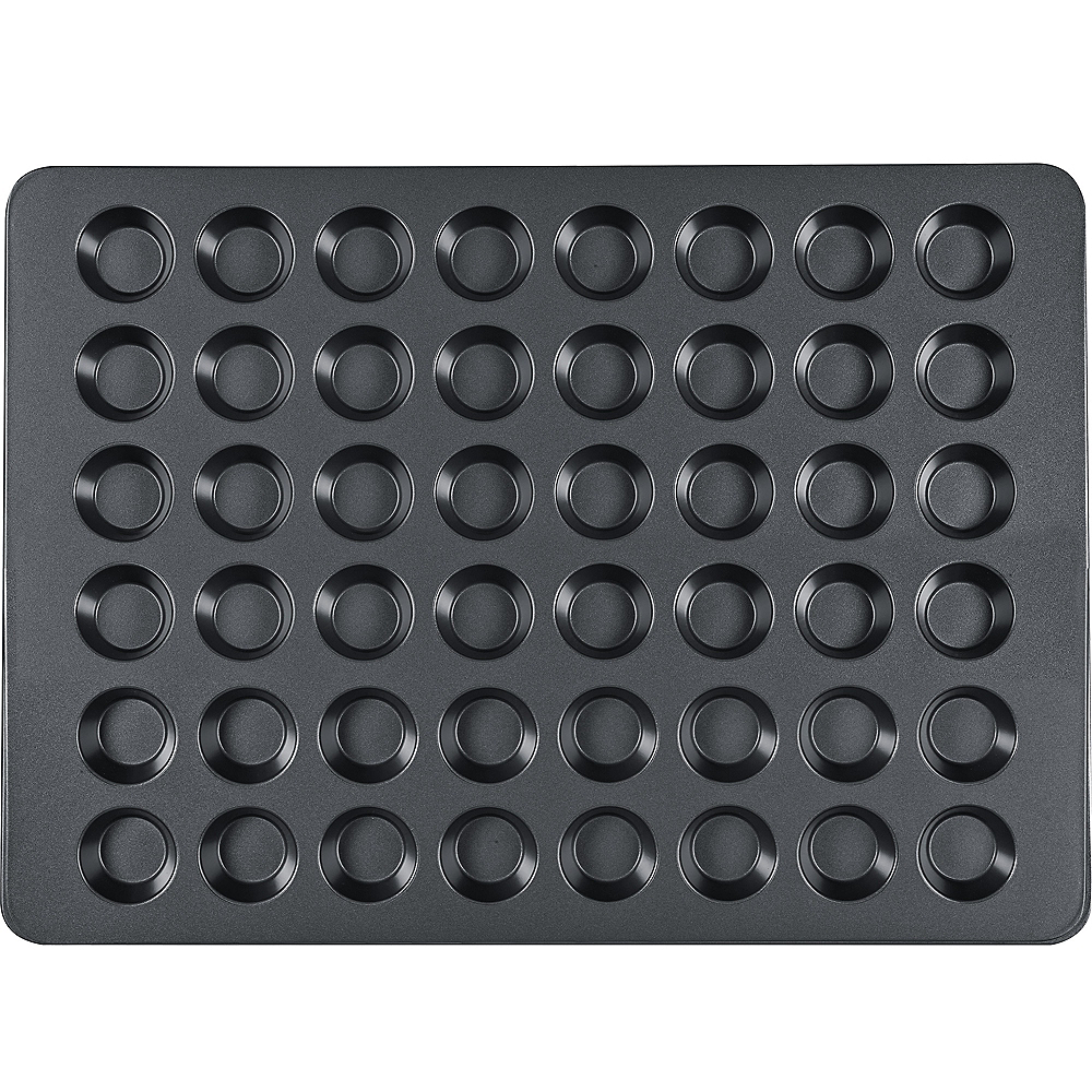 Wilton 48 Cup Large Non-Stick Mini Muffin Pan Image #1