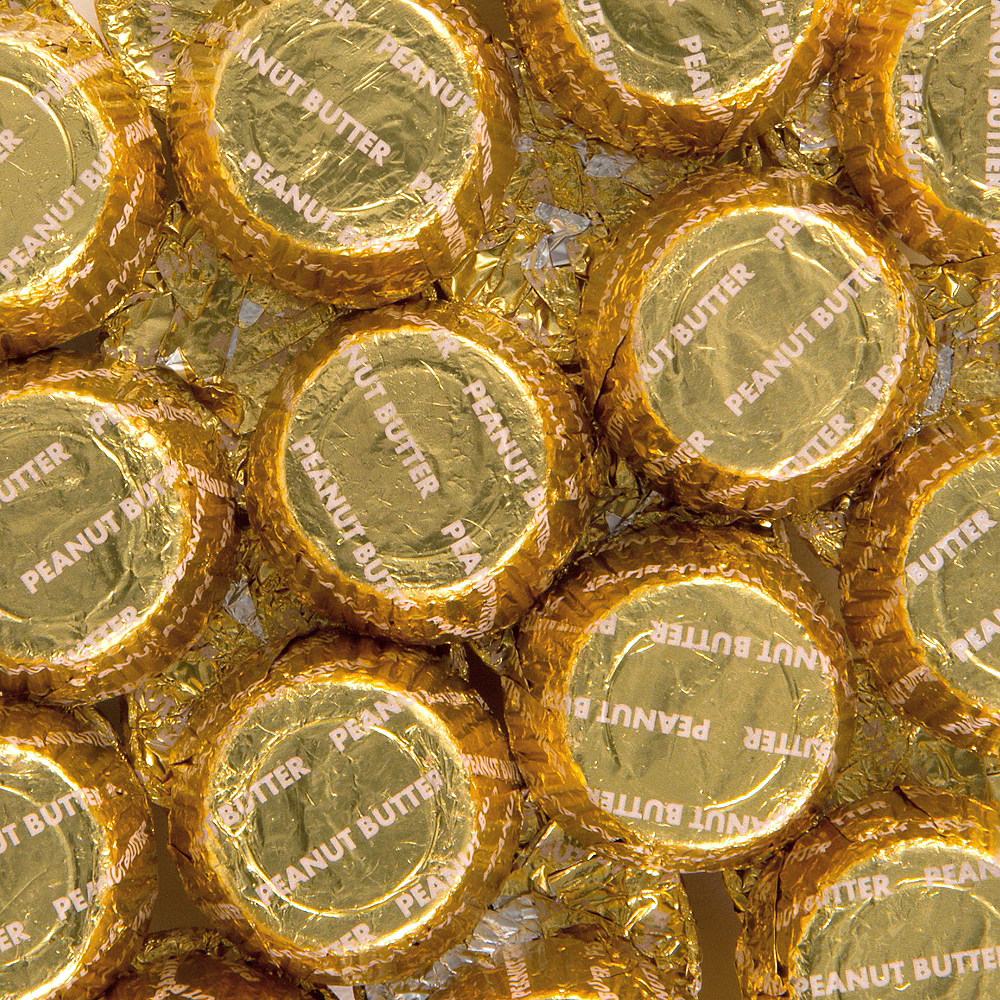 Gold Peanut Butter Cups 36pc Image #2