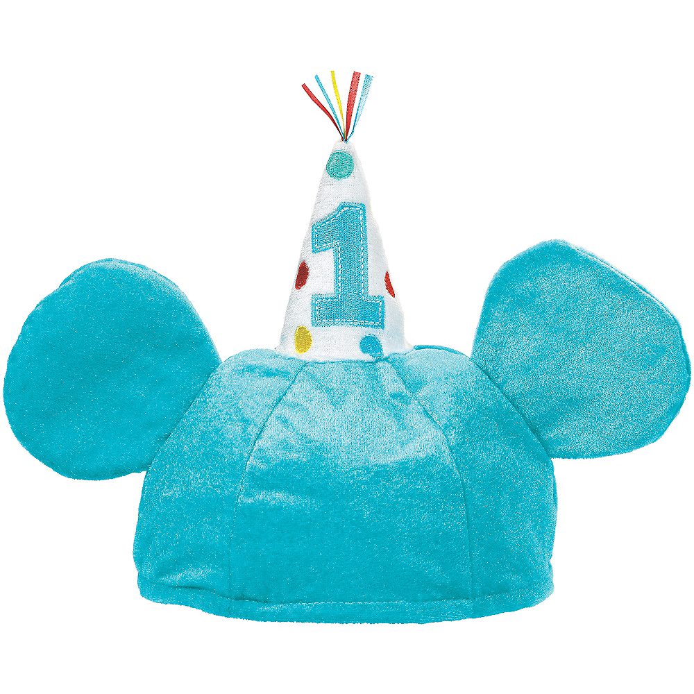 1st Birthday Mickey Mouse Hat Image #1