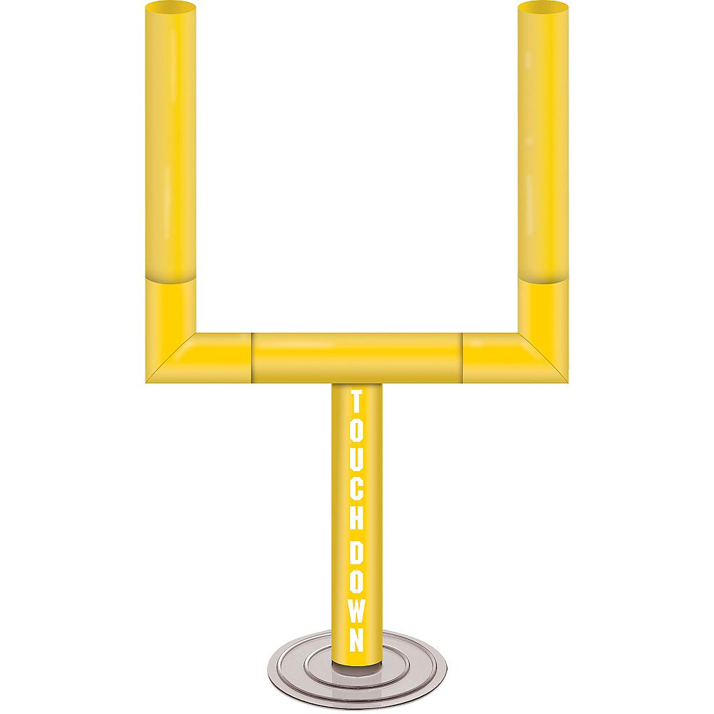 Goal Post Football Centerpiece Image #1