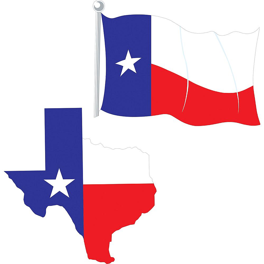 Texas Cutouts 2ct Image #1