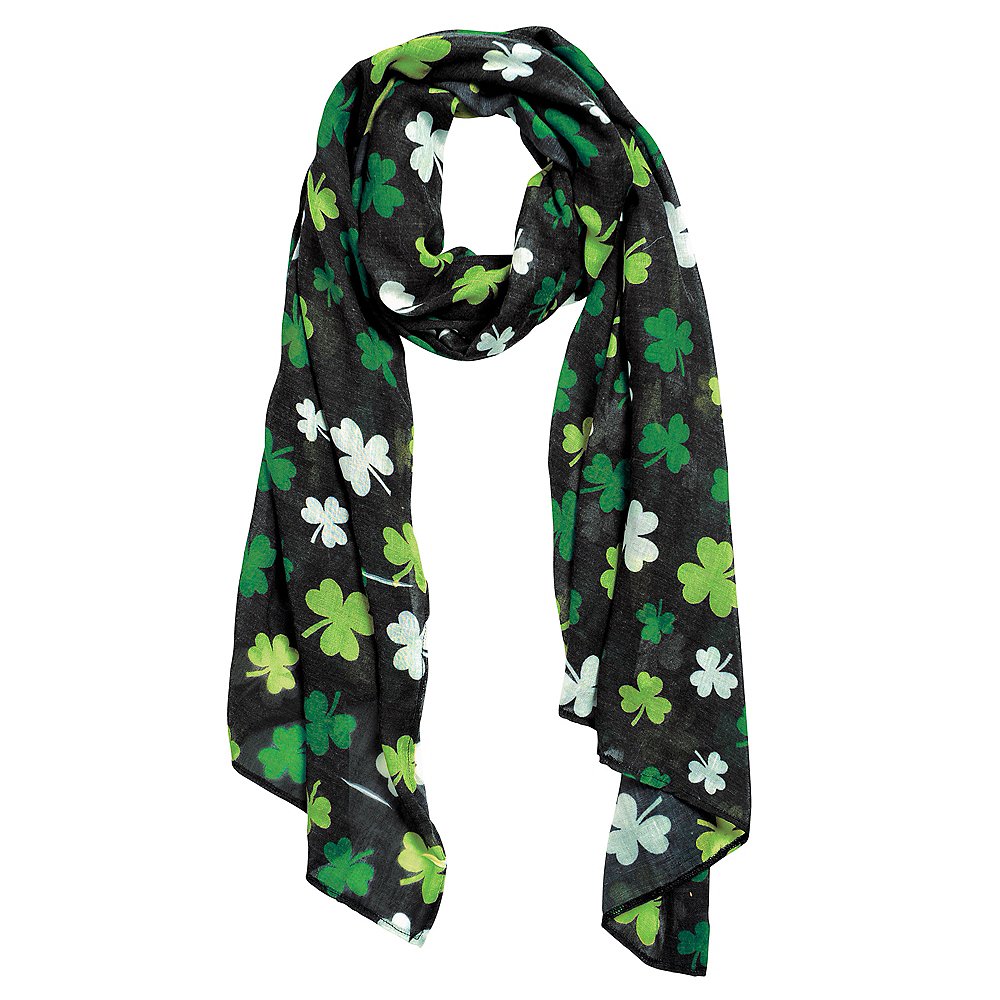 Nav Item for Shamrock Scarf Image #1
