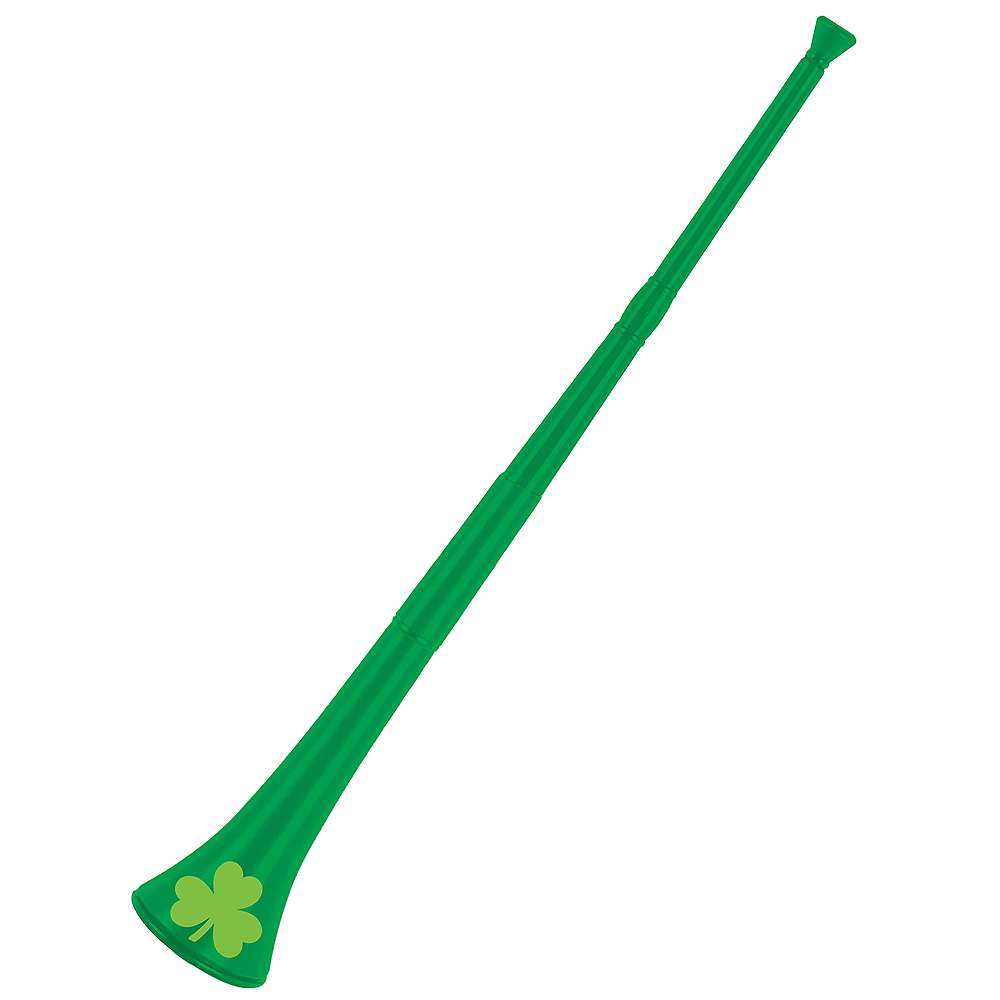 St. Patrick's Day Horn Image #1